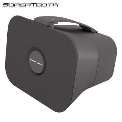 Mobidick Supertooth D4 Bluetooth портативная колонка (серая)