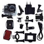 Видеосвидетель 400 FHD Wi Fi Экшен камера FullHD WiFi водонепроницаемая и противоударная для спорта и экстремальной видео съемки аналог SJ4000