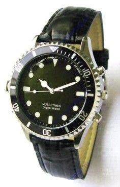 Watch Flash F4 1GB Наручные часы с флешкой