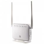 Huawei HG232f маршрутизатор, скорость Wi-Fi 802.11n, до 300 Мбит/с, технология MIMO, WPS, внешние антенны, купить