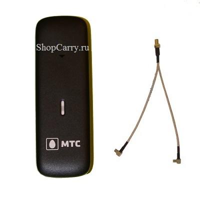 ZTE MF825 (830FT) МТС Мегафон Билайн с переходником пигтейл 2 x TS9/SMA купить характеристики