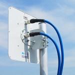 Antex AX-2014P MIMO 2x2 антенна 4G (14 dBi) ( LTE1800, GSM1800, UMTS2100)