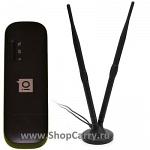 Huawei E8372 4G LTE модем Wi-Fi USB роутер с разъемом под антенну МТС Мегафон Билайн ТЕЛЕ2 с антенной купить