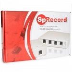 Система записи телефонных разговоров SpRecord AT1 (адаптер + программа). С функцией автосекретаря