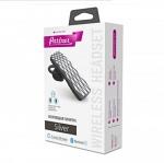 Partner Silver Bluetooth-гарнитура купить в гарнитуре установлен Bluetooth версии 3.0 с низким энергопотреблением  и литий-полимерный аккумулятор. Эти два фактора обеспечивают работу гарнитуры Силвер