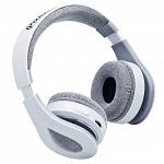 Partner Наушники полноразмерные Soul BT white купить Проигрывайте музыку с карт памяти microSD или подключитесь  к телефону по  Bluetooth Наушники совместимы с картой памяти microSD до 32 Gb  Разъем 3