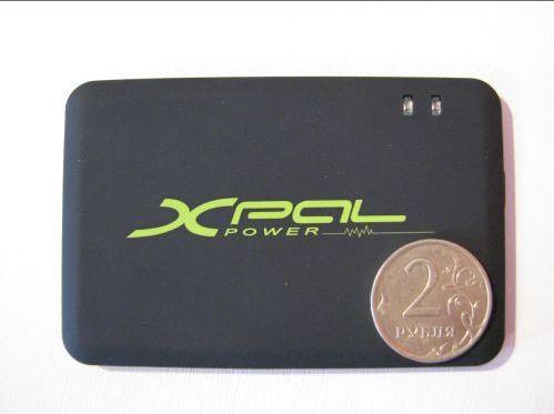 XPAL Power XP600 Универсальный внешний аккумулятор