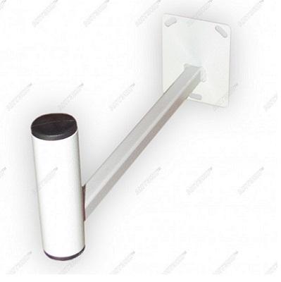 Antex KS-240 кронштейн стеновой для крепления антенн купить универсальный кронштейн для установки выносной антенны на фасад здания, вылет от стены - 240 мм