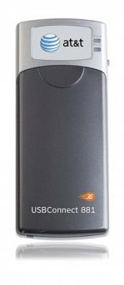 Sierra Wireless AirCard 881U + GPS 3G USB модем GSM