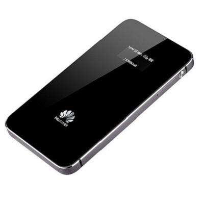 Huawei E5878 4G LTE Wi-Fi роутер мобильный универсальный купить скачивает данные со скоростью до 150 Мбит/с, до десяти одновременных соединений устройств, обладает двухъядерным процессором Hisilicon A