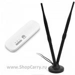 Huawei E8372h-153 4G LTE модем Wi-Fi роутер с антенной MIMO с 5 метрами кабеля и коэффициентом усиления 5 DB купить