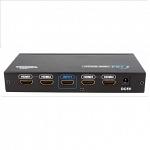Mobidick VLSL140 Сплиттер (делитель с поддержкой 3D) HDMI 1.3 1-in-4-out