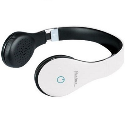 Partner Soul наушники беспроводные с микрофоном белые Bluetooth стереонаушники