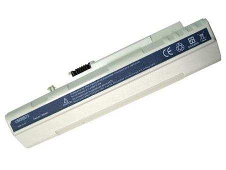 Acer Aspire One Аккумулятор для ноутбука (A110, A150, ZG5, AOA110, AOA150, AOD150, AOA250, AOD250, D150, D250) 5200 mah (white)