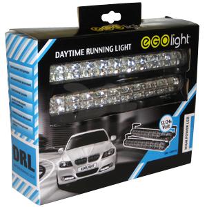 EGO Light DRL-220P20 Фары дневного света светодиодные