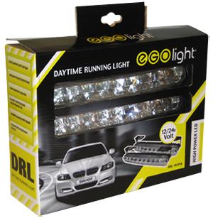 EGO Light DRL-182P18 Фары дневного света светодиодные