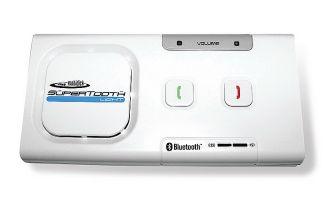 Mobidick Supertooth Light (White)  громкая связь в автомобиль спикерфон
