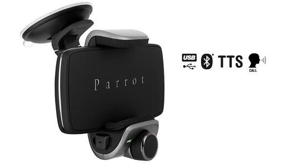 Parrot MINIKIT SMART держатель-громкая связь в автомобиль