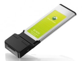 Sony-Ericsson EC400 3G ExpressCard модем
