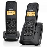 Gigaset A120 Duo радиотелефон DECT GAP ECO