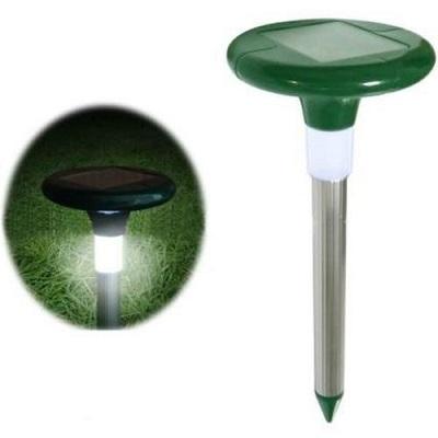 Гром-Профи LED+ Отпугиватель кротов и насекомых с солнечной батареей