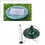 Weitech-WK677 Solar Ультразвуковой отпугиватель кротов, змей и насекомых с солнечной батареей