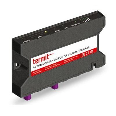 Termit CellRouter CR42 4G LTE роутер автомобильный