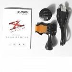 X-Try XTC160 Экшн-камера 4K UltraHD 1xCMOS 12 Мп WiFi