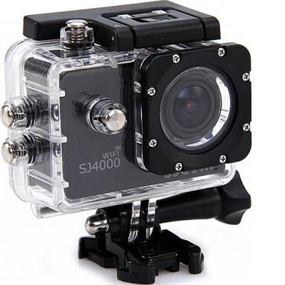 SJCam SJ4000 Wi-Fi Экшн-камера черный