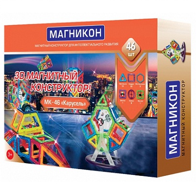 МАГНИКОН MK-48 конструктор