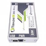 Тандем 3G Pro USB-модем с двумя приемными антеннами
