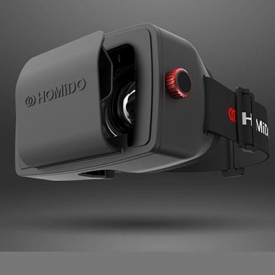 Homido V1 Шлем виртуальной реальности