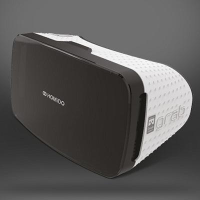 Homido Grab VR Очки виртуальной реальности (белый)