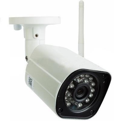 Камера уличная видеонаблюдения P2P WiFi Smart беспроводная с микрофоном