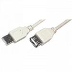 Rexant кабель USB-А (male) - USB-A (female) 3M