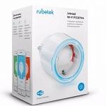 Розетка RE-3301 умная Wi-Fi Rubetek