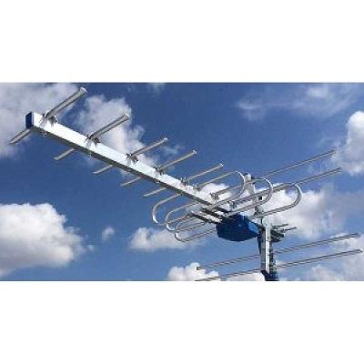 МИР SPECTR 12 A2  (DVB-T2) Антенна цифровая ТВ наружная активная