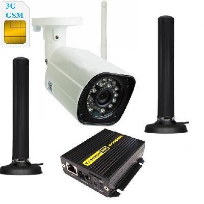 ShopCarry Cam Street 31 уличная 3g камера видеонаблюдения (комплект)