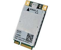 Novatel Wireless Expedite EU870D 3G PCI Express Mini Card модем GSM