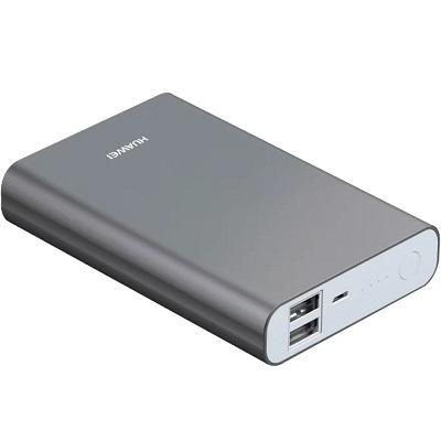 HUAWEI AP007 Аккумулятор внешний USB 13000 А/час GREY Power Bank