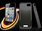 Energizer AP1201 Apple силиконовый чехол с батареей iPhone 4