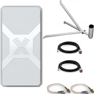 ShopCarry Volna NCRC MIMO 10м усилитель интернет сигнала для 4G 3G GSM Роутера и Модема с разъемом SMA CRC9