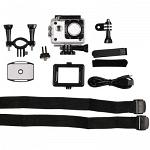 Digma DiCam 380 Экшн-камера с водонепроницаемым боксом