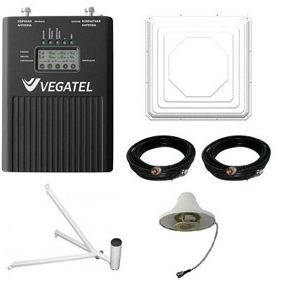 VEGATEL VT2-3G/4G kit комплект репитера усилителя купить
