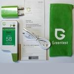 GREENTEST ECO 5 Нитрат-тестер, измеритель жёсткости воды и дозиметр