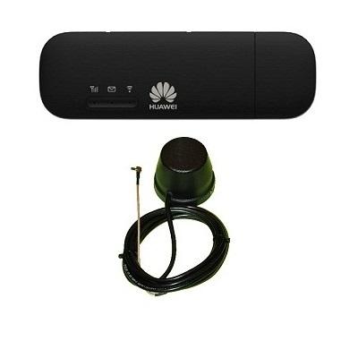 Huawei E8372 USB WiFi роутер-модем с антенной на магните