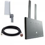 Huawei B310s-22 4G 3G GSM WIFI LTE Cat4 RG-45 Ethernet модем роутер MIMO универсальный