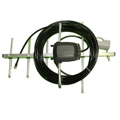 Фаворит 5 STREET DVB-T2 Антенна 10 м кабеля разъем F для цифрового ТВ