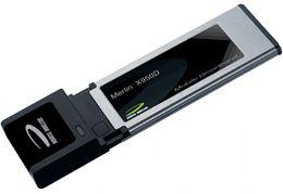 Novatel Wireless Merlin X950D 3G ExpressCard модем GSM+USB с переходником на внешнюю антенну