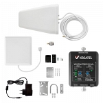 VEGATEL VT-3G-kit (дом, LED) Репитер 3G 2100